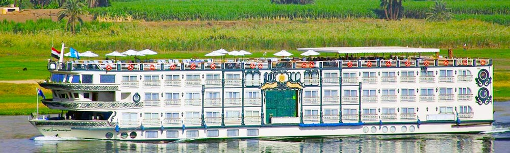4 Days Sonesta St. George Nile Cruise From Aswan - Trips in Egypt