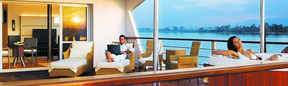 5 Days Oberoi Zahra Nile Cruise From Luxor - Trips in Egypt