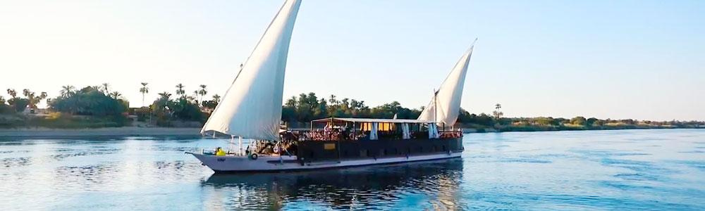 6 Days Nebyt Dahabiya Nile Cruise From Aswan - Trips in Egypt