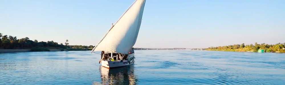 7 Days Nebyt Dahabiya Nile Cruise From Luxor - Trips in Egypt