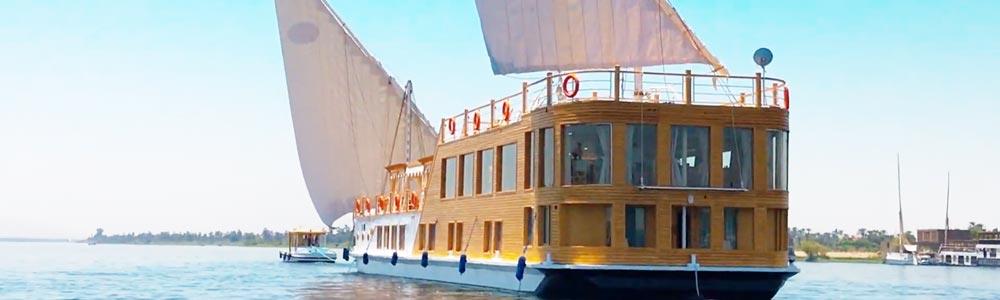 8 Days Aida Dahabiya Nile Cruise from Luxor - Trips in Egypt