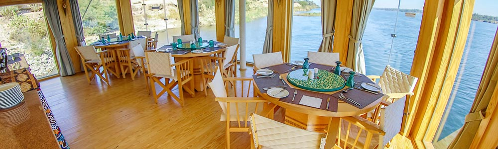 8 Days Asiya Dahabiya Nile Cruise from Luxor - Trips in Egypt