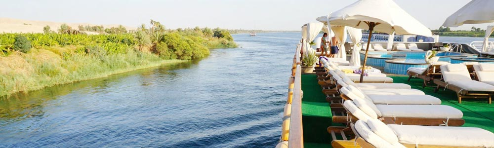 8 Days Crown Prince Nile Cruise From Aswan to Luxor - Trips in Egypt