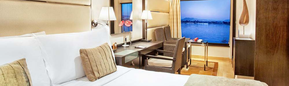 8 Days Oberoi Zahra Nile Cruise From Luxor - Trips in Egypt