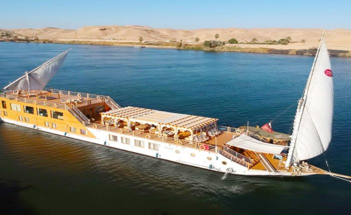 Aida Dahabiya Nile Cruise - Trips in Egypt