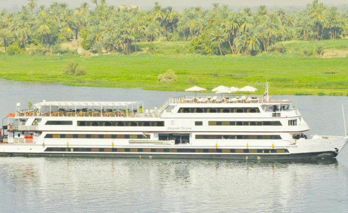 Alexander the Great Nile Cruise - Trips in Egypt