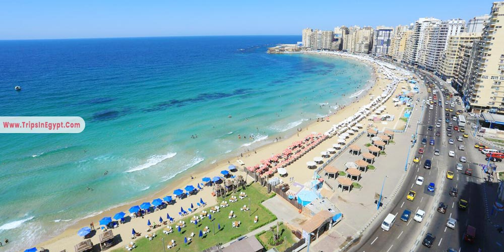 Alexandria Corniche - Things to Do in Alexandria - Trips in Egypt