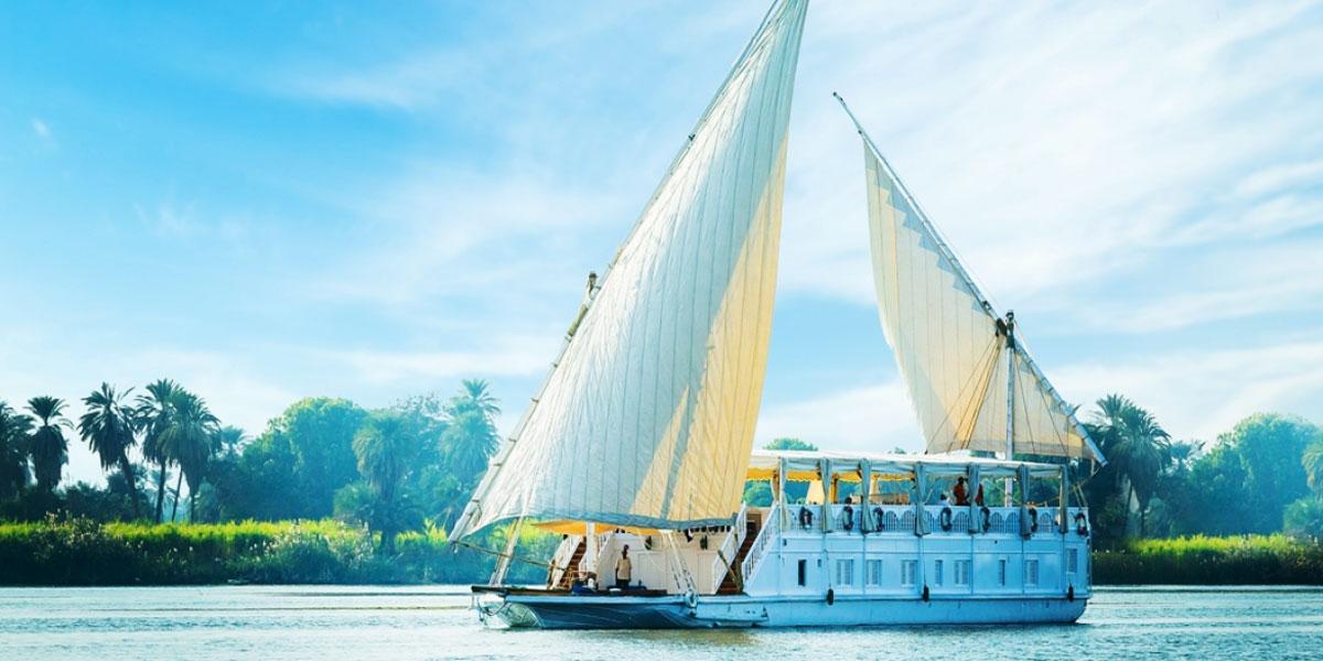 Amoura Dahabiya Nile Cruise Itineraries & Prices - Trips ...