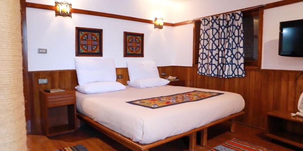 Nebyt Dahabiya Nile Cruise Itineraries & Prices - Trips in ...