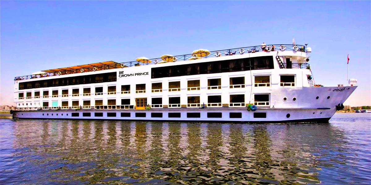 Crown Prince Nile Cruise - Trips in Egypt