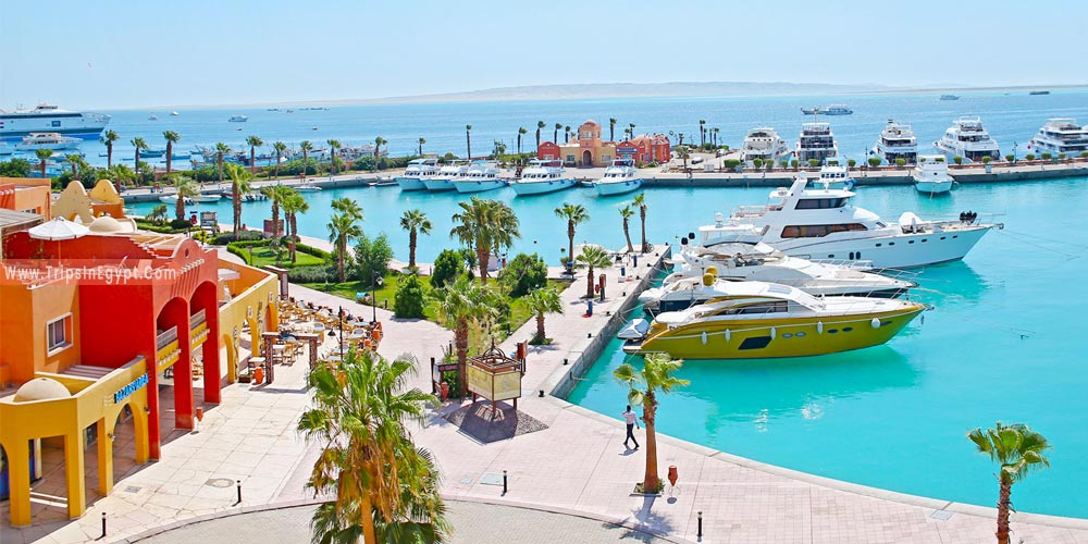 Hurghada Marina - Things to Do in Hurghada - Trips in Egypt