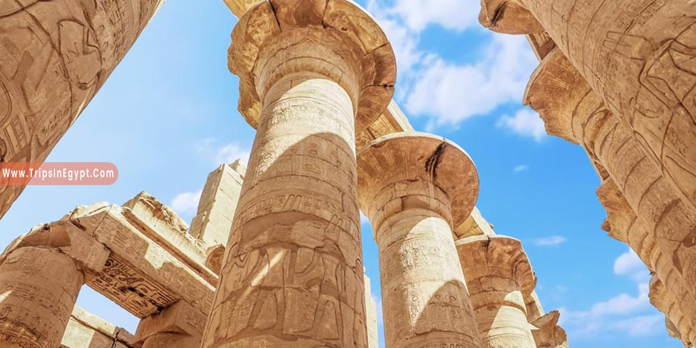 Karnak Temple - Reasons to Visit Egypt - Trips in Egypt