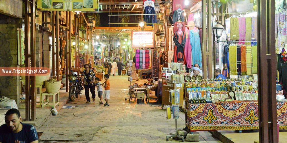 Luxor Souk at Night - Things to Do in Luxor at Night - Trips in Egypt