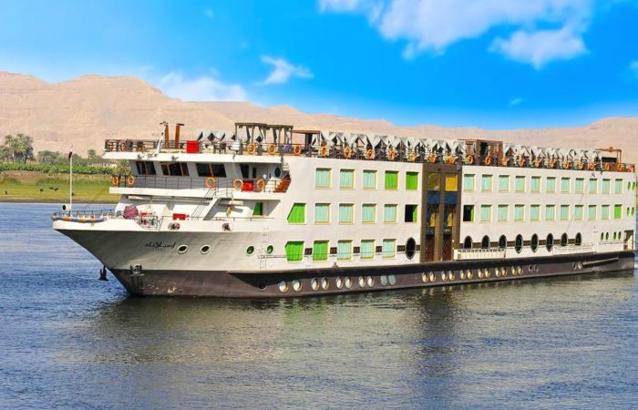 MS Esplanade Nile Cruise - Trips in Egypt