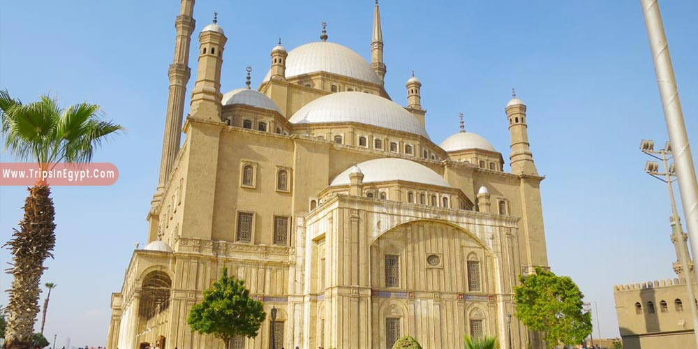 Mohamed Ali Mosque - Reasons to Visit Egypt - Trips in Egypt