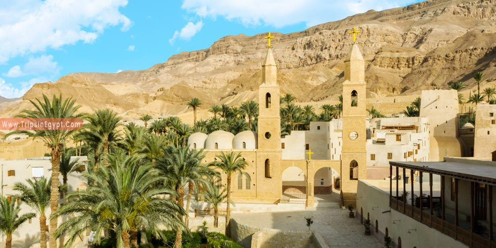 Monastery of St. Anthony - Things to Do in Hurghada - Trips in Egypt