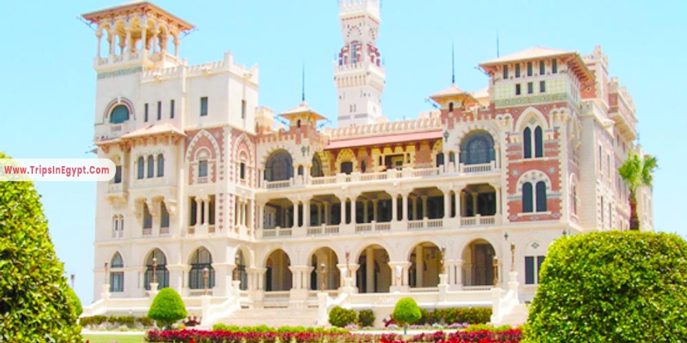 Montazah Palace Alexandria - Things to Do in Alexandria - Trips in Egypt