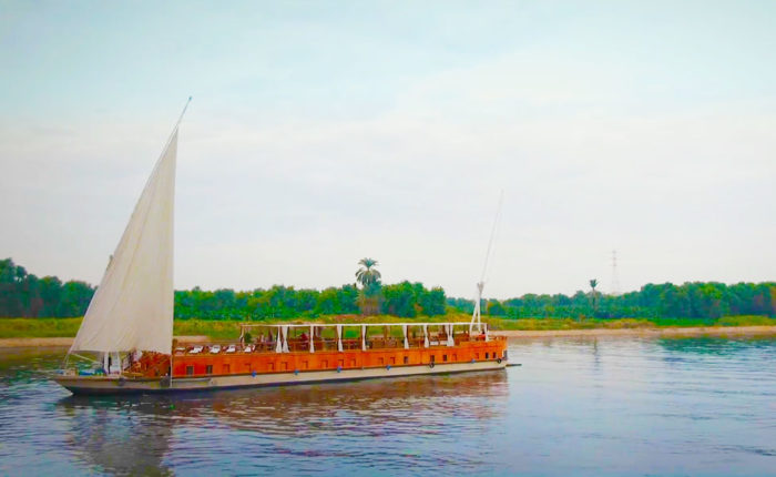 Nuun & Nuut Dahabiya Nile Cruise - Trips in Egypt