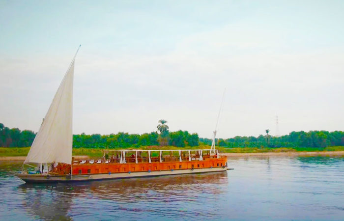 Nuun & Nuut Dahabiya Nile Cruise - Trips in Egypt
