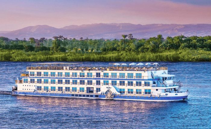 Oberoi Philae Nile Cruise - Trips in Egypt