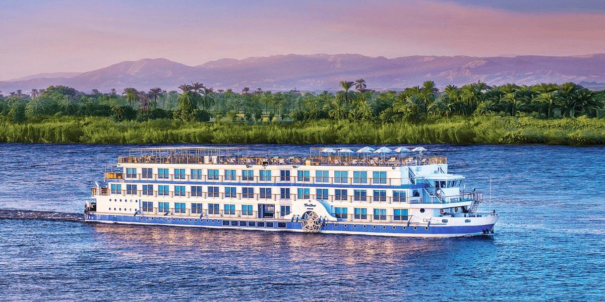 Oberoi Philae Nile Cruise - Trips in Egypt