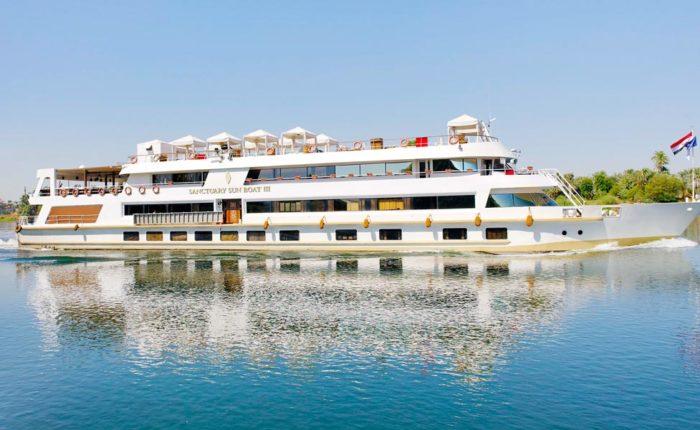 Sanctuary Sun Boat III Nile Cruise - Trips in Egypt