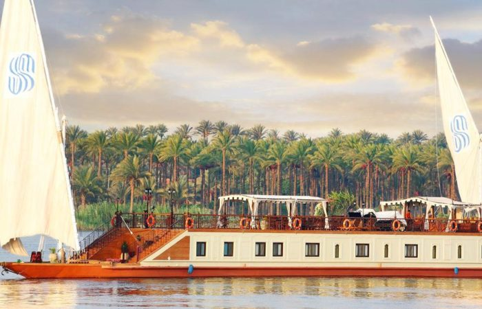 Sonesta Amirat Dahabiya Nile Cruise - Trips in Egypt