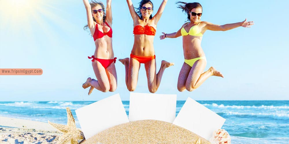 The Red Sea - Plan A Vacation to Egypt with Your Friends - Trips in Egypt