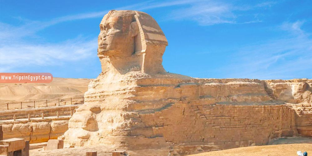 The Sphinx - Reasons to Visit Egypt - Trips in Egypt