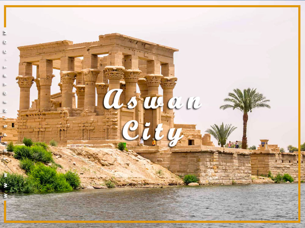 Aswan City - Activities to Do from El Gouna - Trips in Egypt