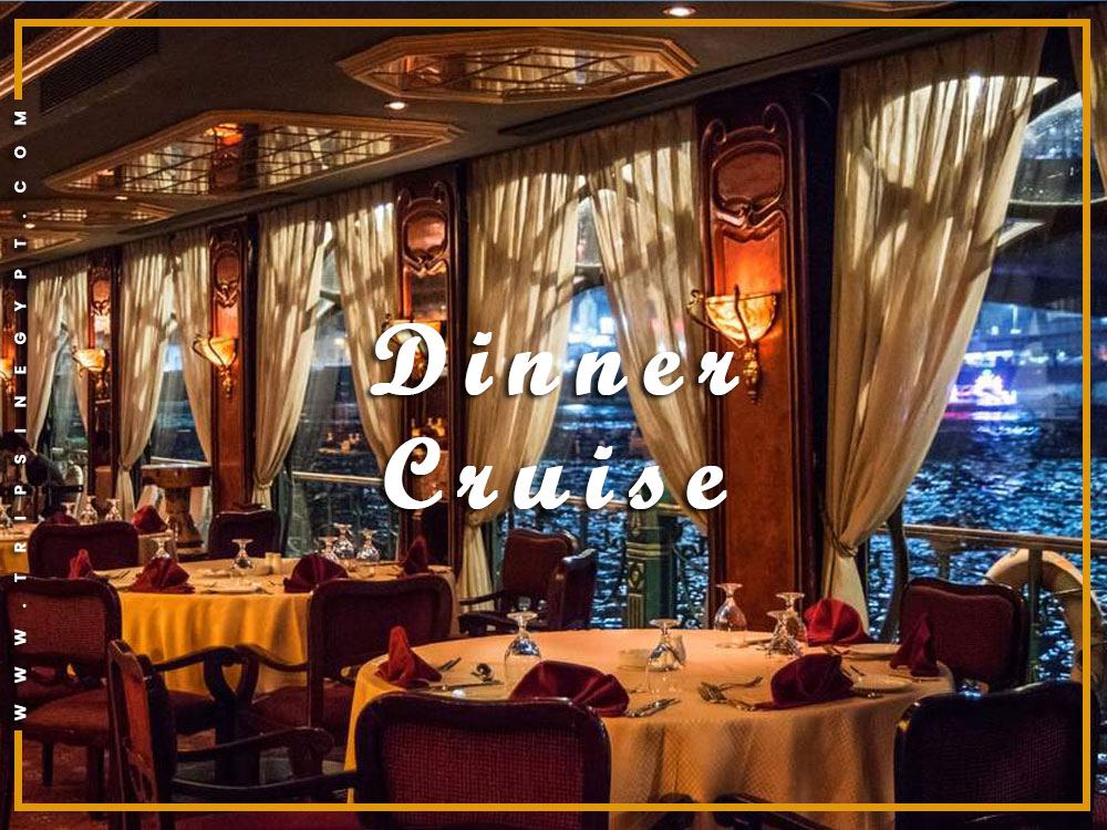 Cairo Dinner Cruise - Activities to Do from El Gouna - Trips in Egypt