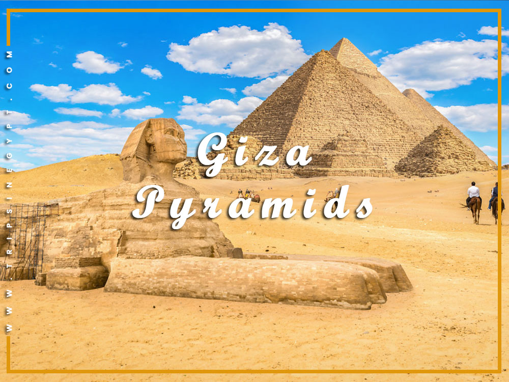 Giza Pyramids Complex - Activities to Do from El Gouna - Trips in Egypt