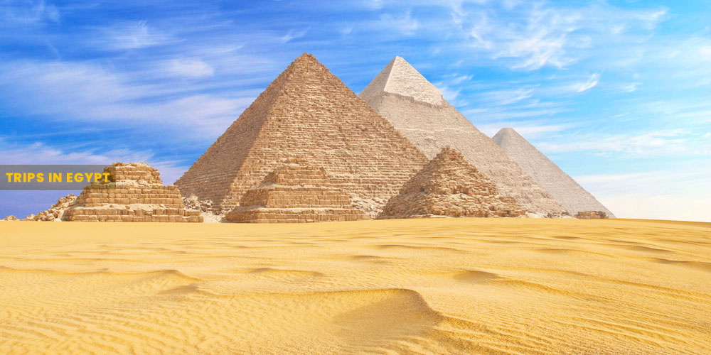 Giza Pyramids - Outdoor Activities to Do from Hurghada - Trips in Egypt