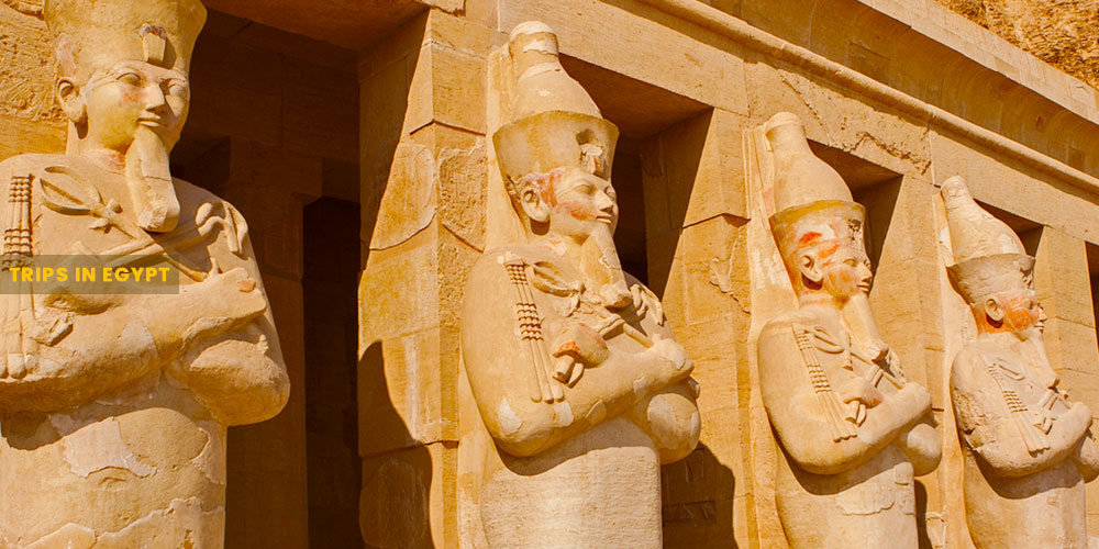 Hatshepsut Temple - Outdoor Activities to Do from Hurghada - Trips in Egypt