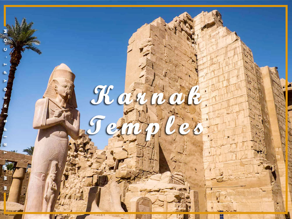 Karnak Temples - Activities to Do from El Gouna - Trips in Egypt