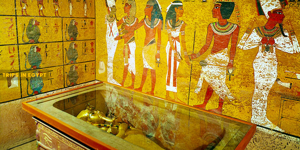 King Tut Tomb - Outdoor Activities to Do from Hurghada - Trips in Egypt