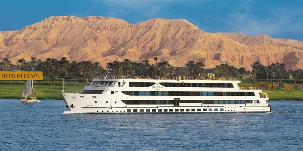 Nile Cruise - Outdoor Activities to Do from Marsa Alam - Trips in Egypt
