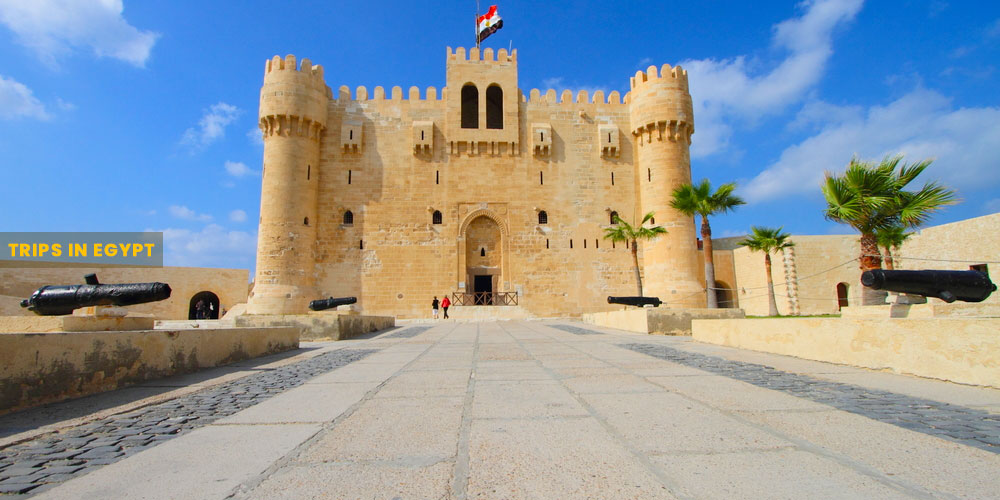 Qaitbay Citadel - Outdoor Activities to Do from Hurghada - Trips in Egypt