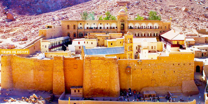 Saint Catherine's Monastery - Things to Do in Sharm El Sheikh - Trips in Egypt