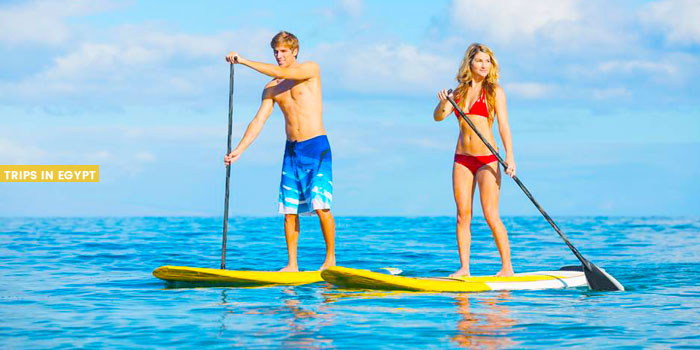 Stand Up Paddling - Things to Do in Sharm El Sheikh - Trips in Egypt