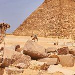 Giza Pyramids Complex - Trips In Egypt
