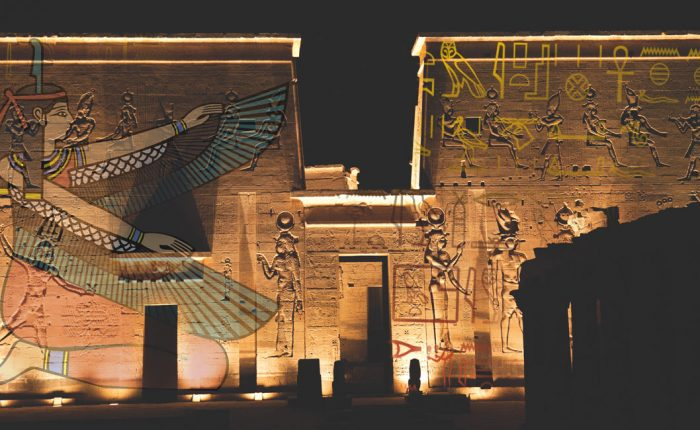 Sound & Light Show at Philae Temple - Trips in Egypt