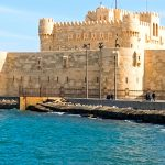The Citadel of Qaitbey - Trips In Egypt