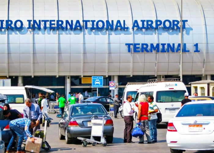 Airports in Egypt - Trips in Egypt