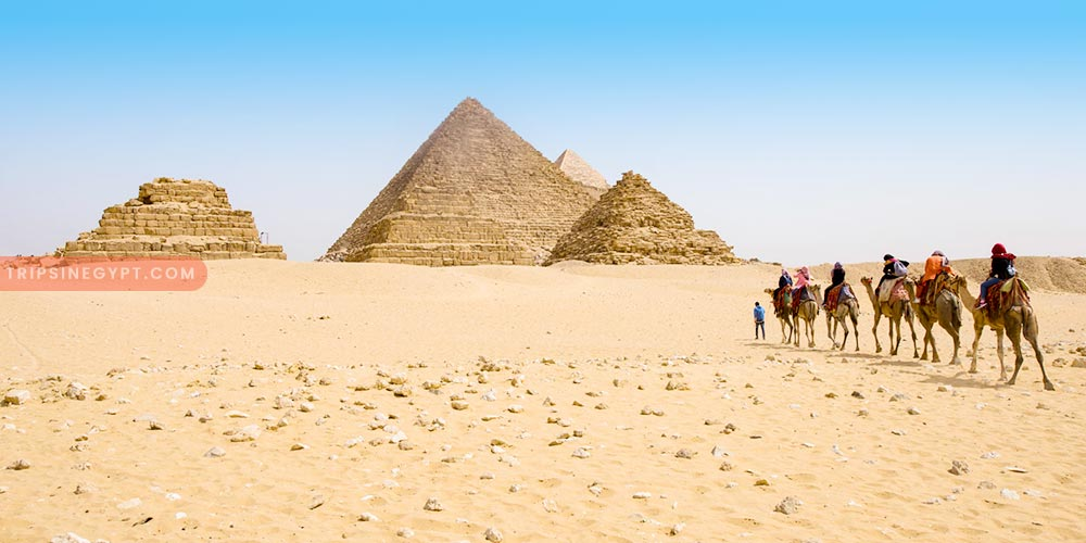 Architecture of the Pyramids - Trips In Egypt