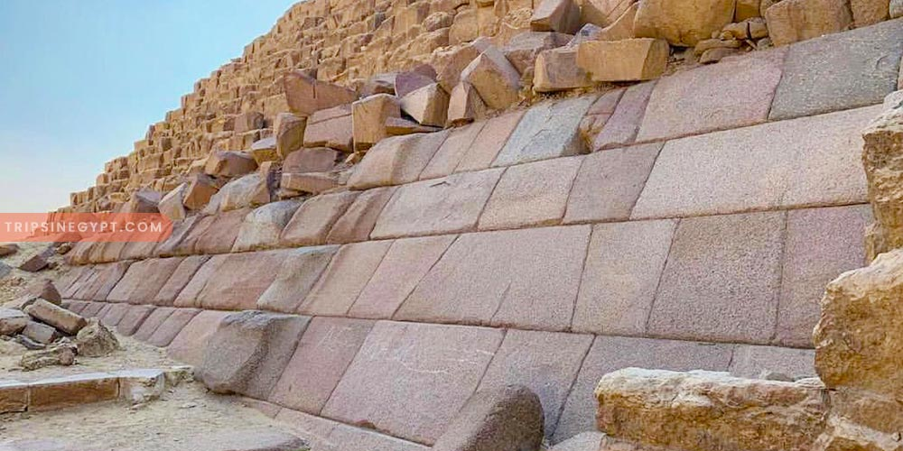 Base of the Pyramids - Trips In Egypt