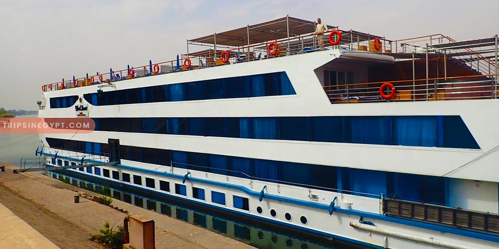 Nile Cruise - Best Tours & Places to Visit from El Gouna - Trips In Egypt