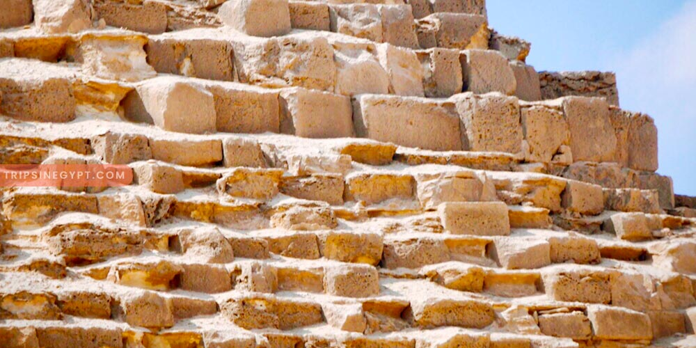 Construction Method of the Pyramids - Trips In Egypt
