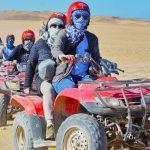 Super Safari by Quads from Safaga Port - Trips in Egypt