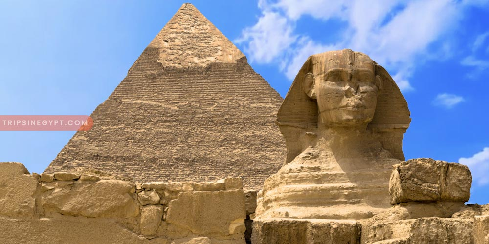 The Location of the Pyramids - Trips In Egypt